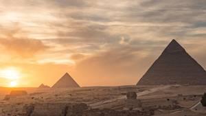 Ein Pharao gilt als Solarenergie-Pionier