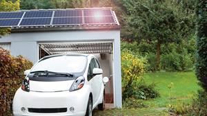 Das ist smart: Stromtanken aus der eigenen Solaranlage