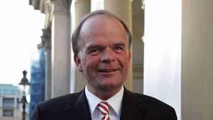 Andreas Fritzenkötter, früherer Berater von Ex-Kanzler Helmut Kohl, wurde bei dem Unfall schwer verletzt (Archivbild)