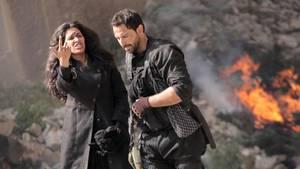 """Szene aus der IS-Fernsehserie """"Black Crows"""": Die Macher wollen reale Geschichten erzählen"""