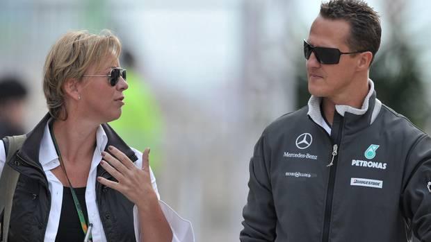 Michael Schumacher Sabine Kehm