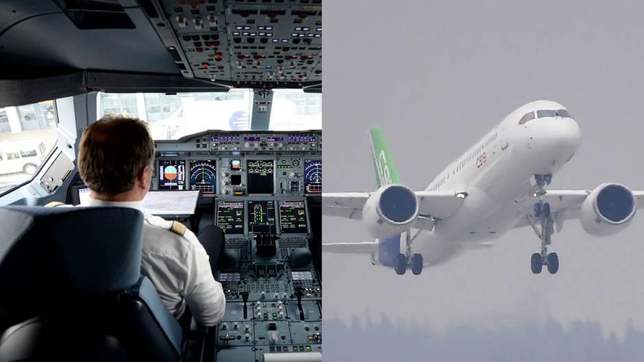 Flugzeugabsturz verhindern: Kann ein Passagier ein Flugzeug landen?