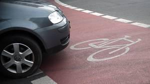 nachrichten Deutschland - streit autofahrer mit radfahrer stuttagrt