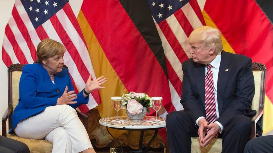 G7: G7-Gipfel endet im Streit mit Trump