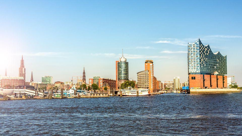 In der Hansestadt scheint die Sonne nicht so häufig, deshalb ist der Preis für die Kugel Eis für eine Großstadt eher moderat: 1,27 Euro kostet hier das kalte Vergnügen.