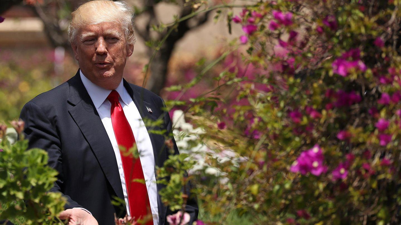 Donald Trump Taormina