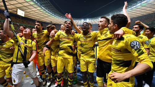 Dortmund Jubel
