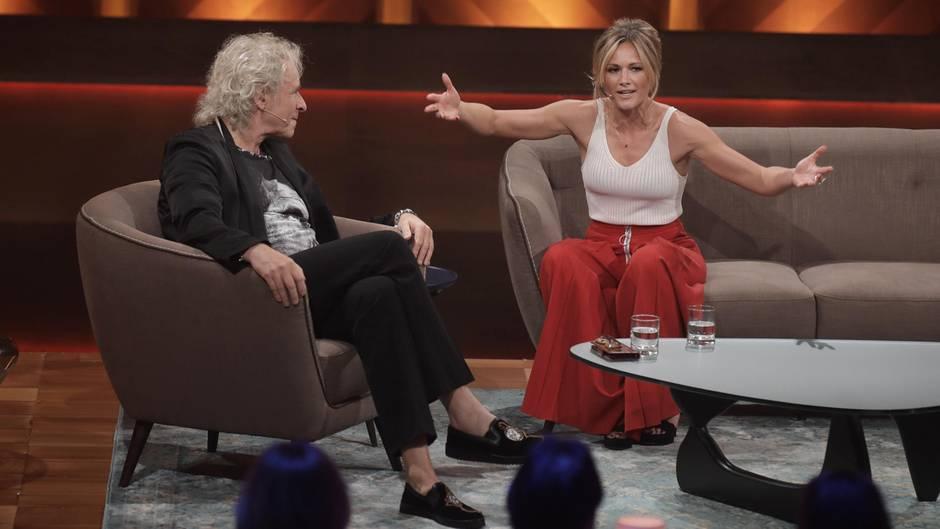 Die Sängerin Helene Fischer kann ja auch nix dafür, sie muss doch bloß ihr neues Album promoten - auch bei Thomas Gottschalk