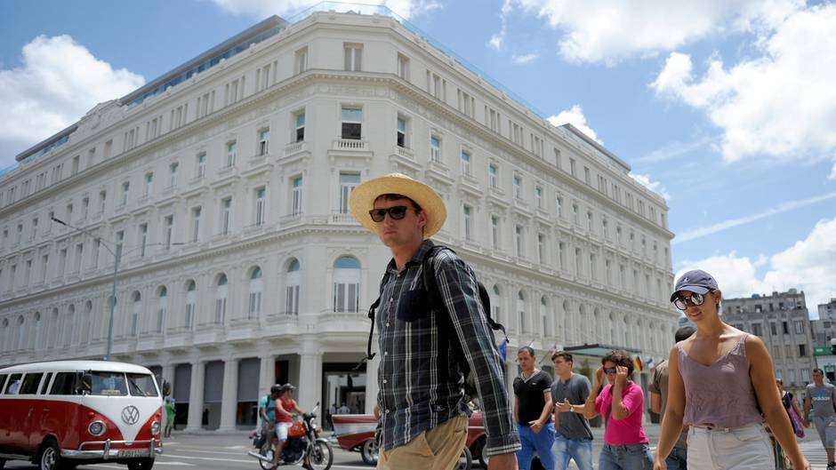 Kempinski Grand Hotel Manzana in Havanna
