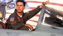 """Tom Cruise wurde mit """"Top Gun"""" zum weltweiten Frauenschwarm"""