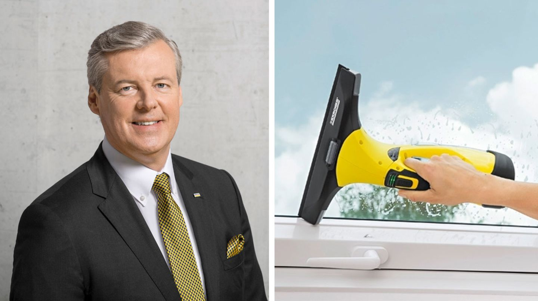 Hartmut Jenner, Kärcher-Chef