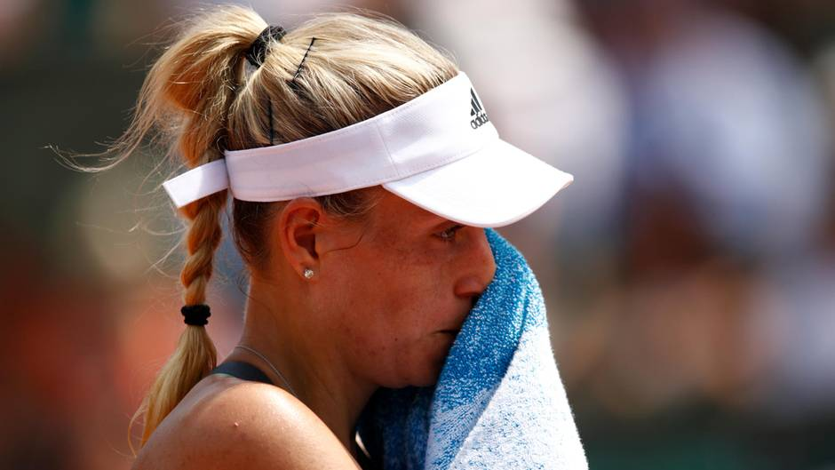 Kerber vor French Open: