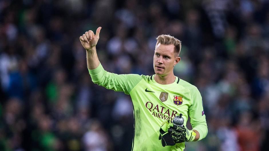 Barcelona verlängert mit ter Stegen bis 2022
