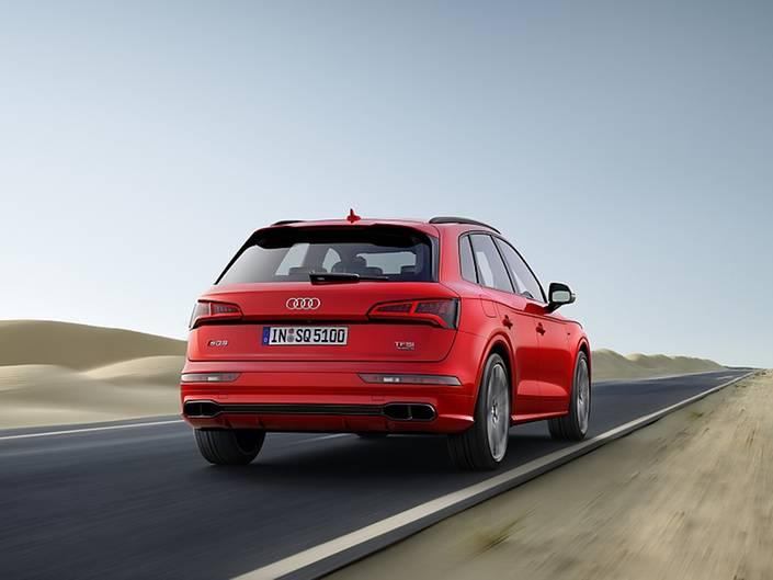 Ab 64.900 Euro ist der Audi SQ5 3.0 TFSI zu haben