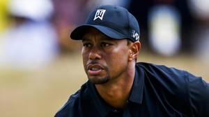 Der US-amerikanische Golfer Tiger Woods wurde festgenommen