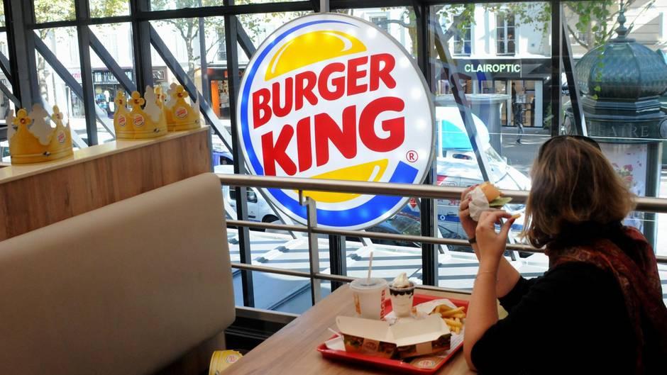 Wegen einer Werbung: König Philippe vs. Burger King: Das Duell der Könige
