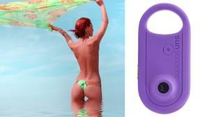 SunScreenr: Nie mehr Sonnenbrand dank dieses Gerätes?