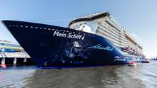 """Mein Schiff 6"""" von Tui Cruises"""