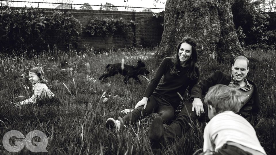 Prince William spricht im Interview über den Tod seiner Mutter Lady Di