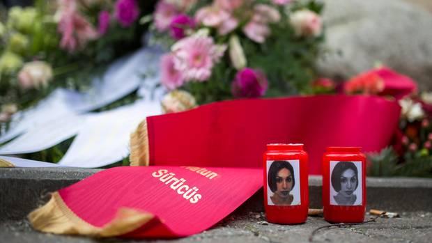 """Der Tod von Hatun Sürücü machte als """"Ehrenmord"""" Schlagzeilen (Archivbild)"""