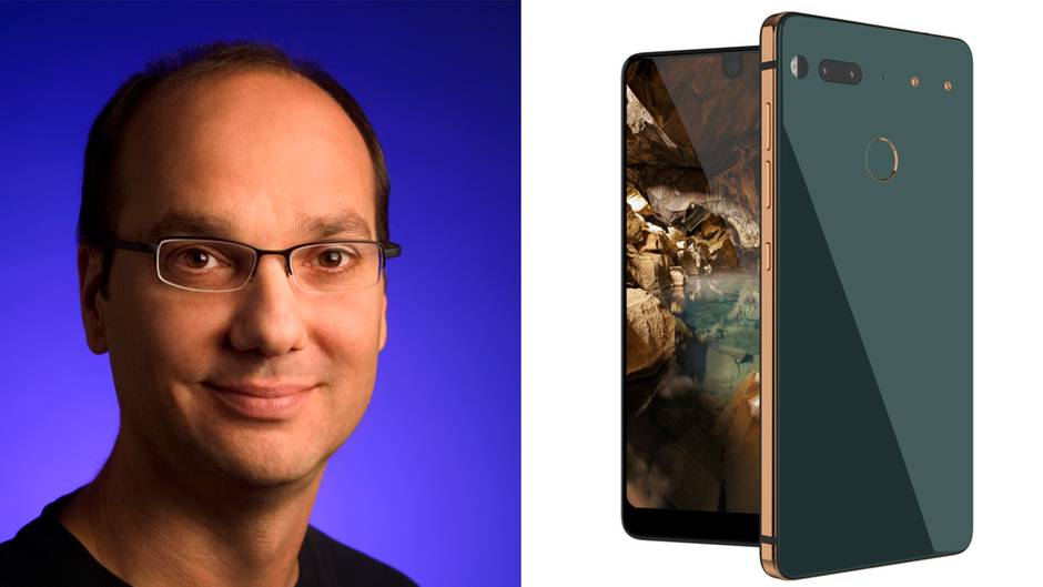 Cell phone blocking device | Andy Rubin's Essential Phone gets $200 price cut