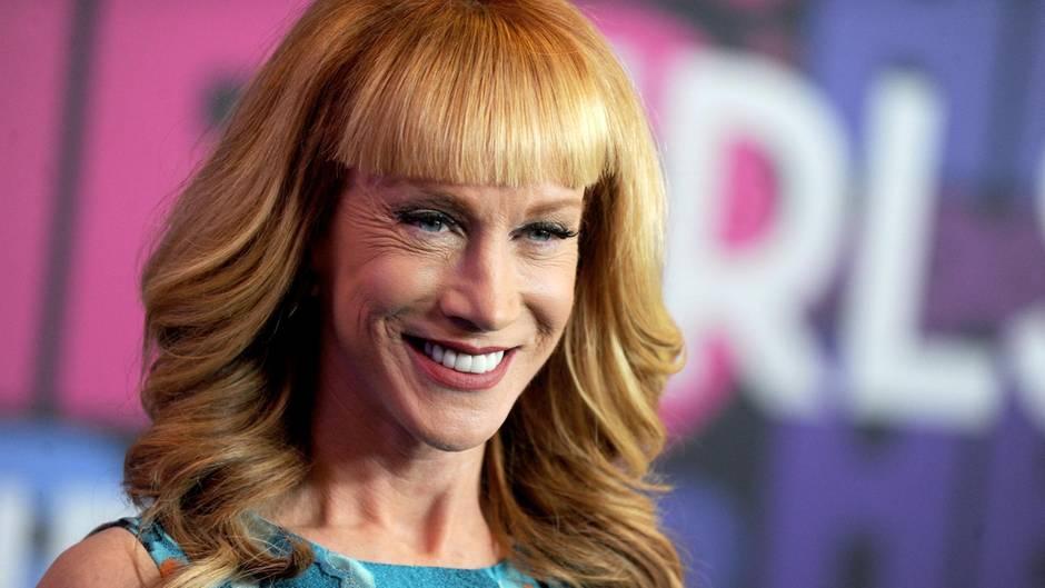 US-Komikerin entschuldigt sich für blutigen Trump-Kopf