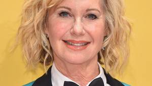 Sängerin und Schauspielerin Olivia Newton-John
