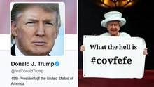 Trump vertwittert sich - schon gibt es ein neues Wort