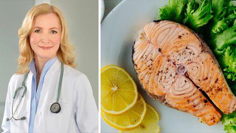 Was macht Essen zu gesundem Essen? Vor allem Vielfalt und die richtige Auswahl der Lebensmittel, glaubt Medizinerin Anne Fleck.