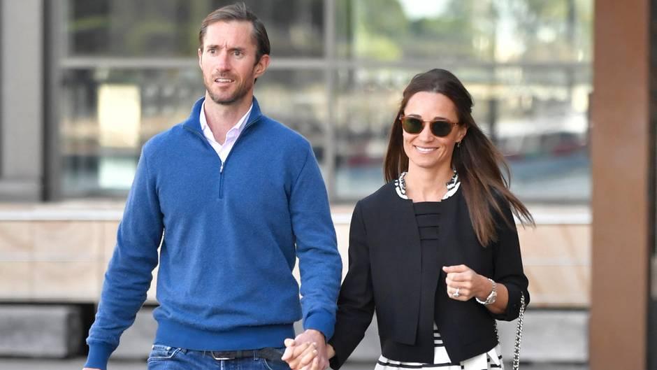 Pippa Middleton und Ehemann flittern in Australien