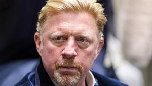 Boris Becker - Angelique Kerber - French Open