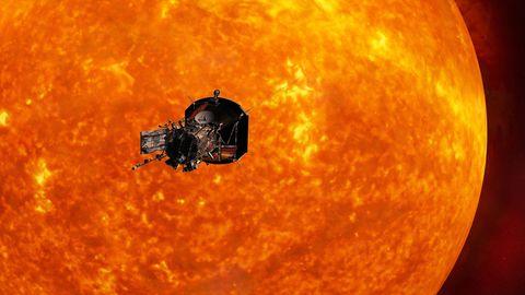 """Die """"Parker Solar Probe""""-Sonde der Nasa soll im Sommer 2018 starten"""