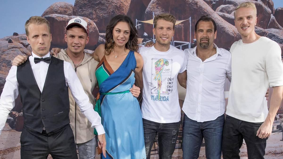 Teilnehmer Global Gladiators