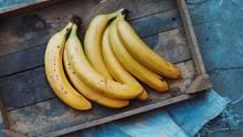 Bananen ind Bananenkiste