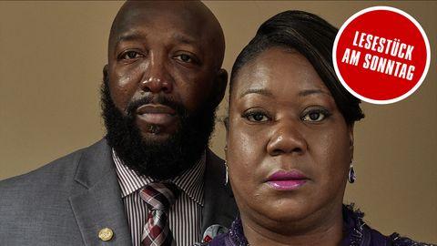 Trayvon Martin: Gespräch mit den Eltern des Toten