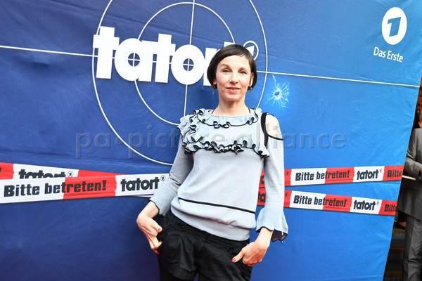 """Schauspielerin, Musikerin und Mutter: Das ist Meret Becker, die coole """"Tatort""""-Kommissarin aus Berlin"""