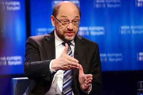 Unter ihm blieb der Umgang mit Spesen im Europaparlament unreformiert: Martin Schulz