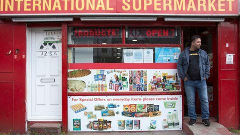 Erdington Shop