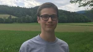 Fynn Kiwitt ist 14 Jahre alt und zum ersten Mal auf der WWDC