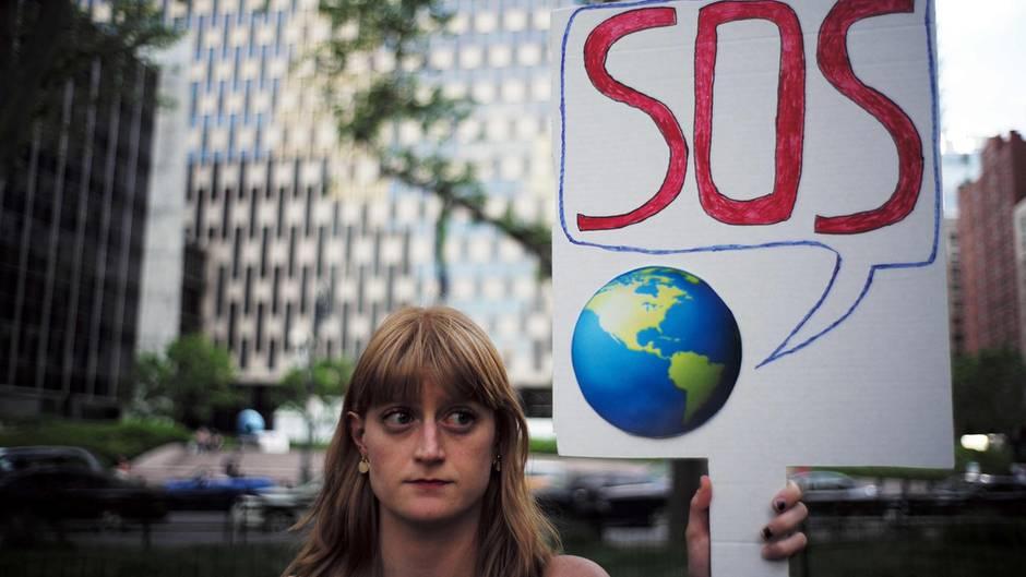 """Reaktionen auf Trump-Entscheidung: """"Wir sind doch nicht nur Amerikaner, wir sind Teil dieses Planeten"""""""