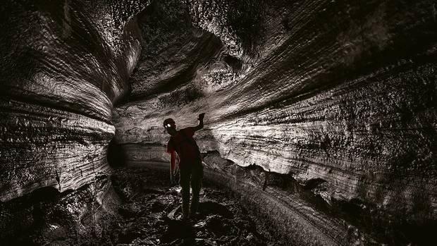Kazumura-Höhle