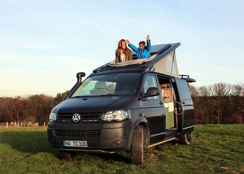 VW T6 Terracamper