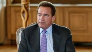 Arnold Schwarzenegger steht mit Donald Trump auf Kriegsfuß