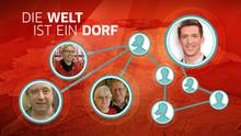 Josef Ellert, Yvonne Neubert und das Ehepaar Laskowski: Sie alle kannten Steffen Hallaschka nicht. Hat er es trotzdem geschafft, ihnen über gemeinsame Freunde und Bekannte eine Nachricht zukommen zu lassen?