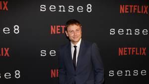 """Auch der deutsche Schauspieler Max Riemelt ist in der Netflix-Serie """"Sense8"""" zu sehen"""