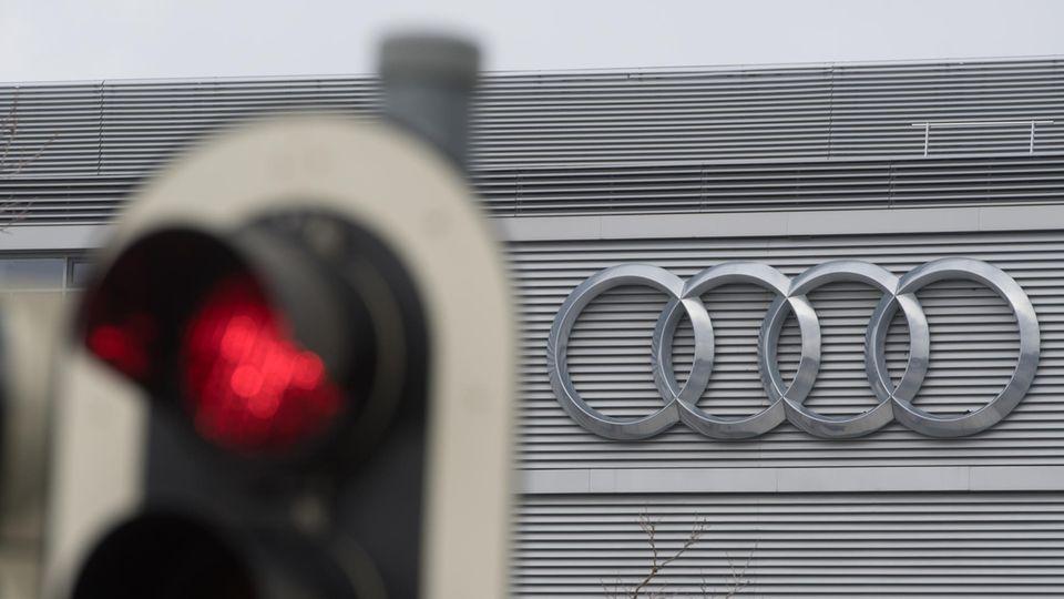 Gegen Audi läuft seit Mitte März ein Ermittlungsverfahren