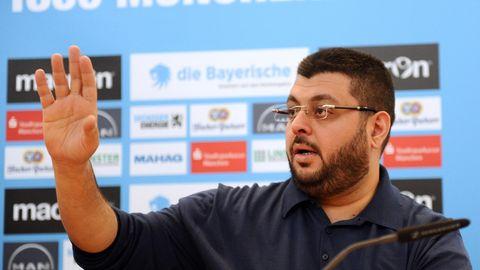 Will die Millionen nicht bereitstellen: 1860-München-Investor Hasan Ismaik