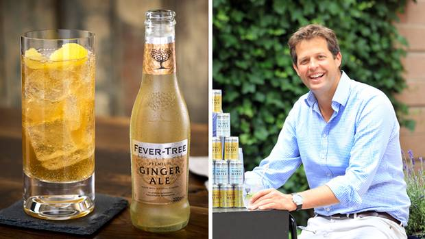 Fever-Tree-Gründer Tim Warillow