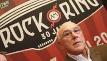 """""""Rock am Ring""""-Veranstalter Marek Lieberberg"""