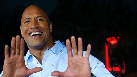"""Dwayne """"The Rock"""" Johnson wollte ursprünglich zur Kriminalpolizei"""